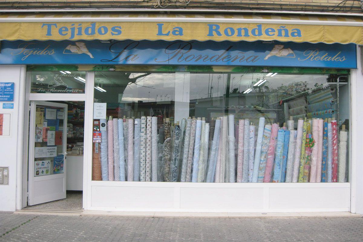 Tienda de tejidos en sevilla dnde comprar telas en madrid - Tejidos madrid en sevilla ...